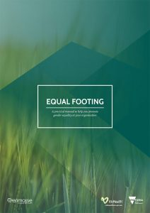 Cover of Equal Footing toolkit.