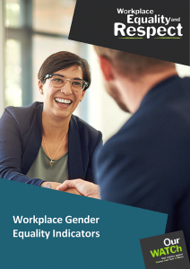 Resource cover with an image showing a woman in business clothes leaning forward and shaking a man's hand. We can see her smiling face and the back of the man's head.