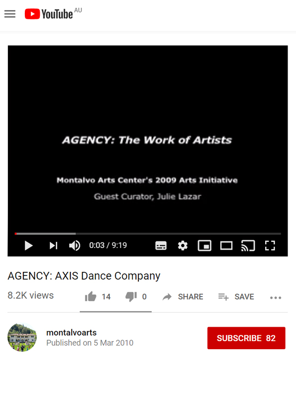 Video still of resource showing credits in white text on a black background.
