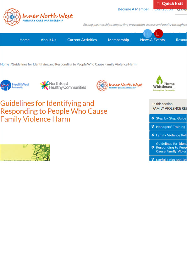 Screenshot of webpage containing the resource showing mainly orange text on a white background.