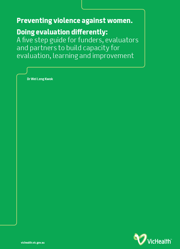Cover of resource with white writing on grass green background and a light green directional line.